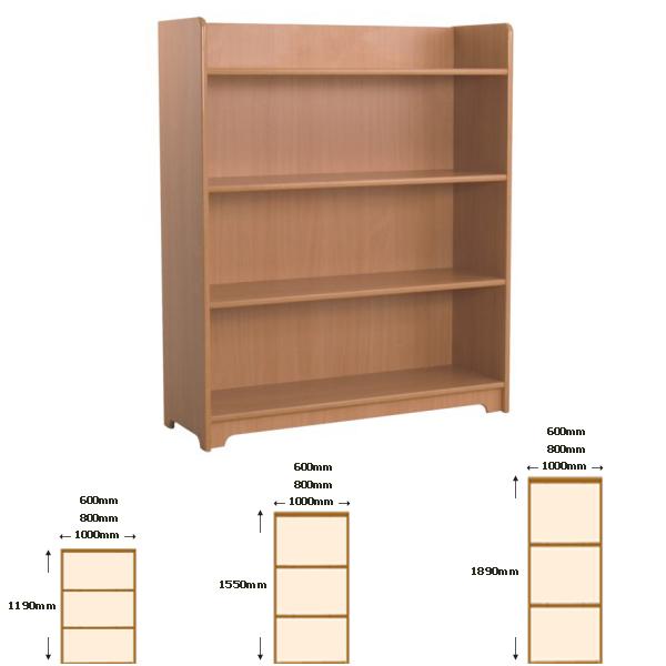Classic Bookcase-0