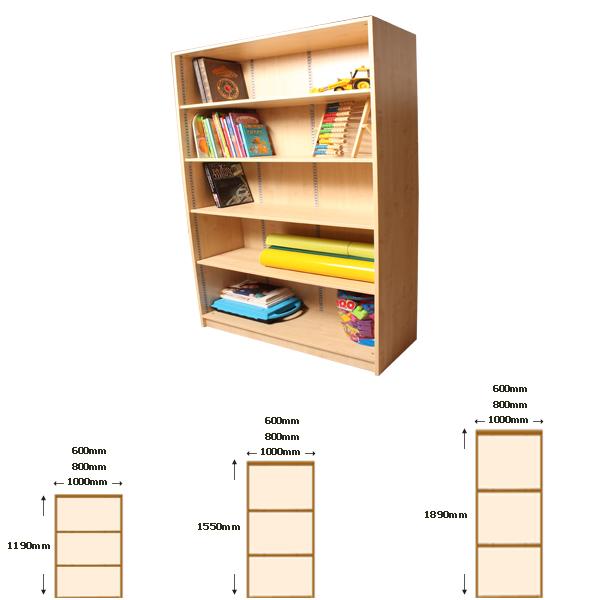 Premier Bookcase-0