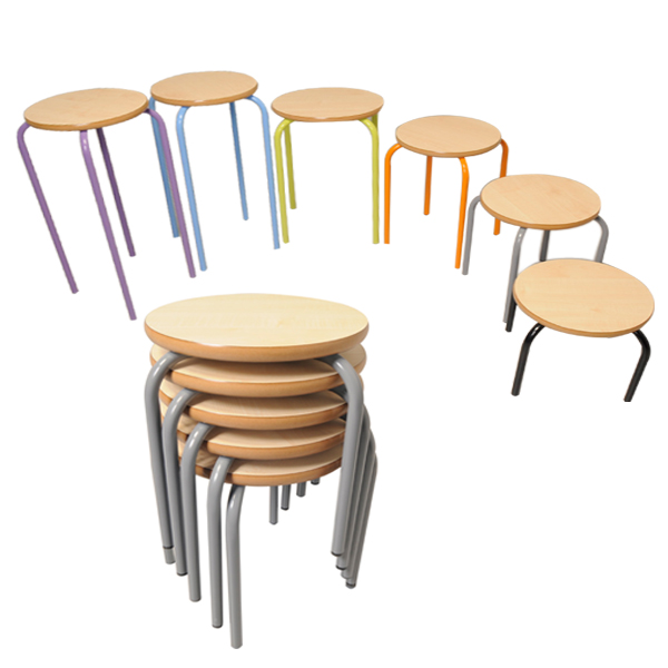 Stackable Stools-0