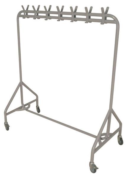 Metal Cloakroom Trolley-3272