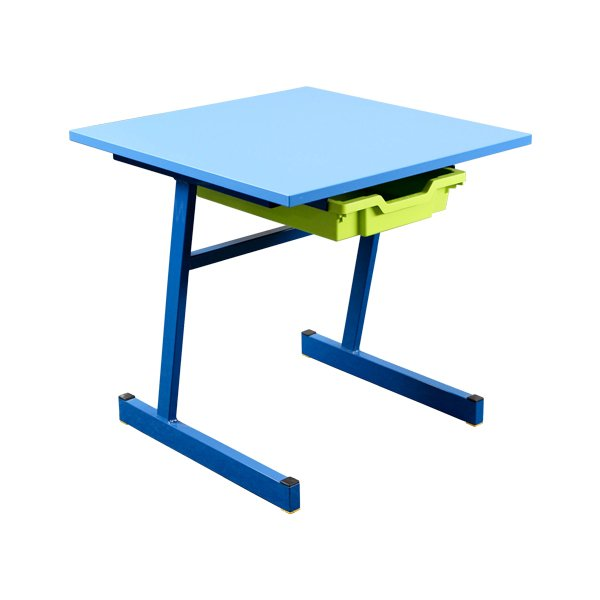 Cantilever Table With Tray Storage-0