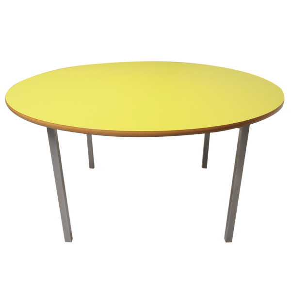 Large Circular Table-0