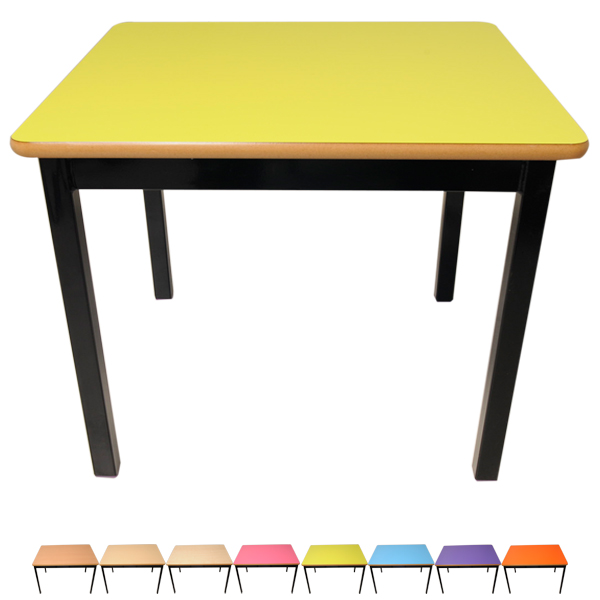 Large Square Table-0