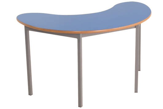 Jelly Bean Shaped Table-3422