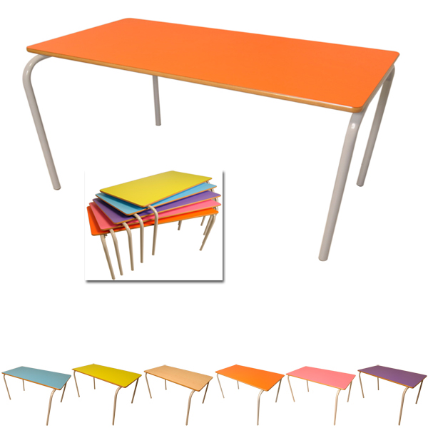Small End Stacking Table-0